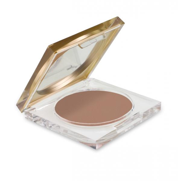 Бронзер матовый Contour Face Pressed Powder №02 9g