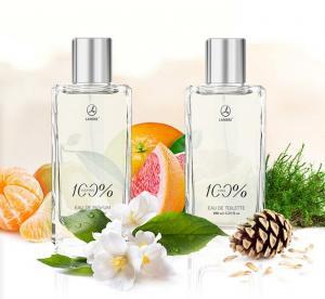 Фото Парные ароматы Парфюмерный набор 100% women&men, 100мл+100мл
