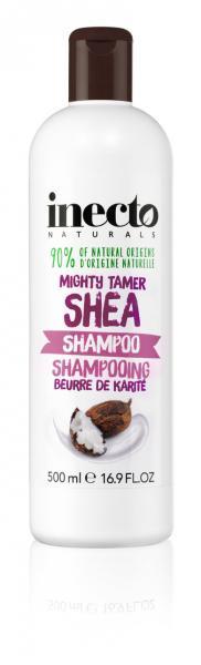 Шампунь для непослушных волос с маслом ши 500 мл