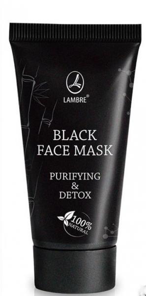 Очищающая маска с детокс и матирующим эффектом