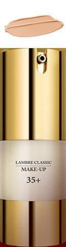 Тональная основа с эффектом лифтинга Make-up Gold 35+ №2 Розово-бежевый 30 мл