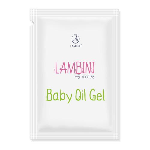 ТЕСТЕР Гель-масло для детей Baby Oil Gel 3 мес.+ 2мл