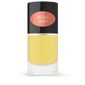 Фото Декоративная косметика Lambre, Лаки для ногтей Lambre Лак для ногтей LAMBRE PASTELLE NAIL POLISH №02 Солнечный желтый