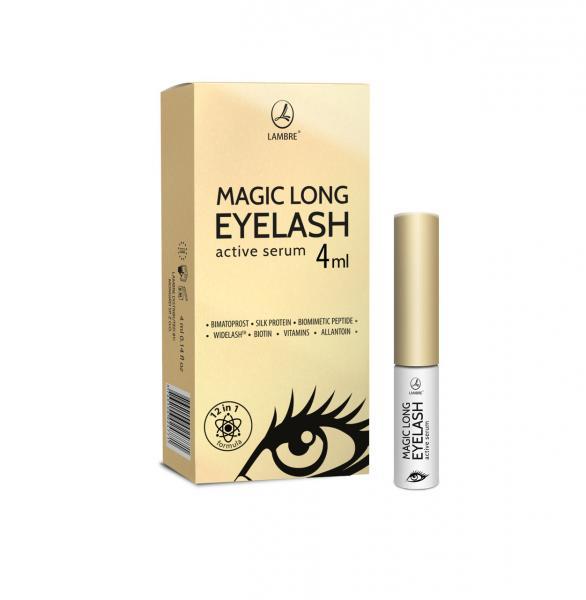 Сыворотка для ресниц Magic Long Eyelash active serum