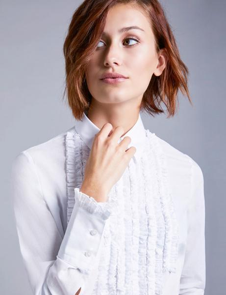 bd81e04ac156f0b Женские рубашки и блузы Каталог товаров - MICHAEL SCHAFT