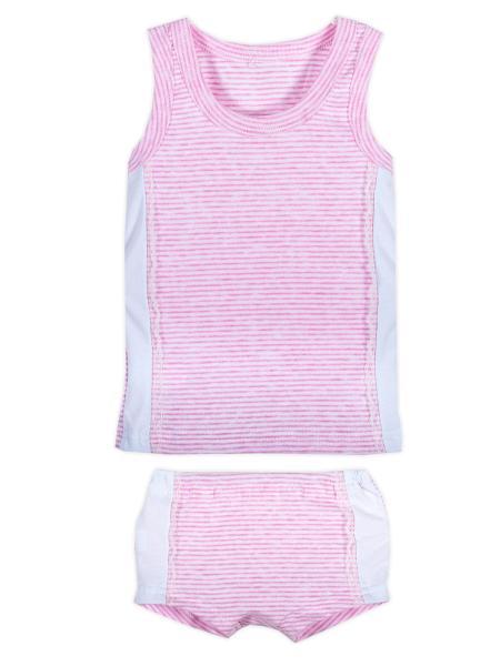 Комплект Pink Майка+Шорти