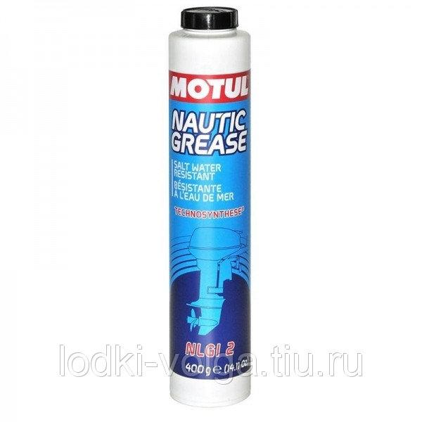 Масло смазка MOTUL Nautic Grease (синяя) 400 мл 94847