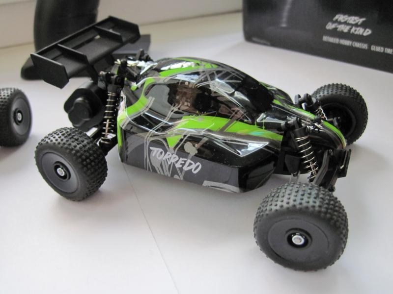 Машинка багги JJRC LT832B, задний привод 2WD ,  масштаб 1:32,  скорость15 км/ч