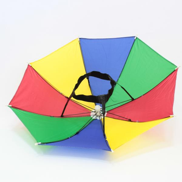 Детский зонт на голову