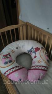 Наволочки для подушки для кормления и беременных розовый
