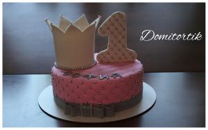 Фото Торты, Тематические торты Торт принцессе (корона)