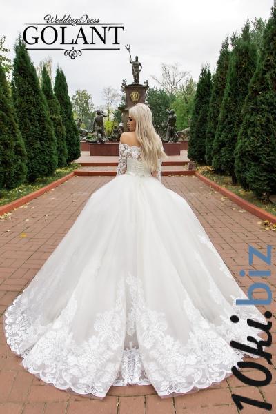 Свадебное платье с рукавами Пастила Свадебные платья в России