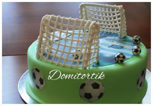 Фото Торты, Фототорт (торт с картинкой) Торт футбол (Шева,  Шевченко, Месси, Роналдо)