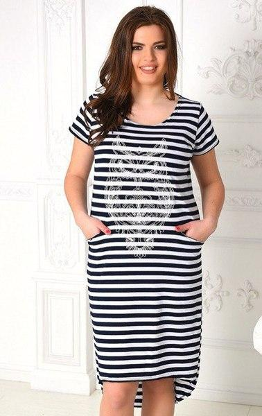 Платье 126316