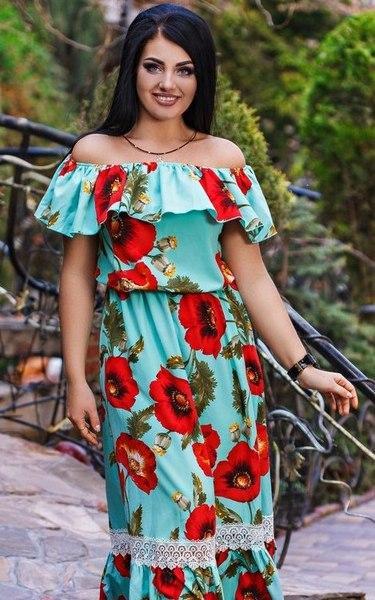Платье 127085