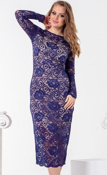 Платье 137431