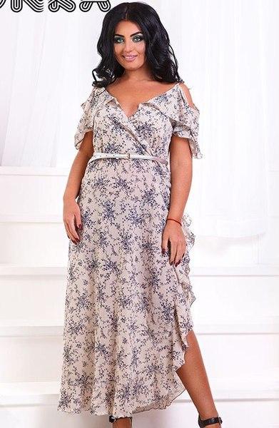 Платье 138286