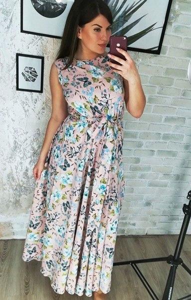 Платье 140283