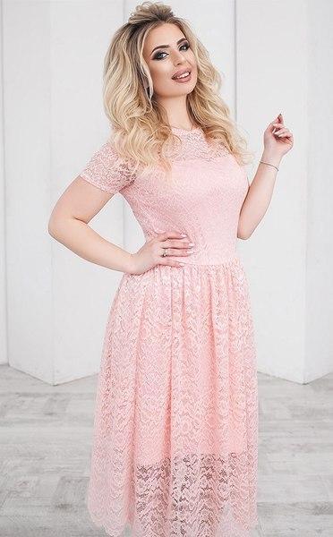 Платье 140724