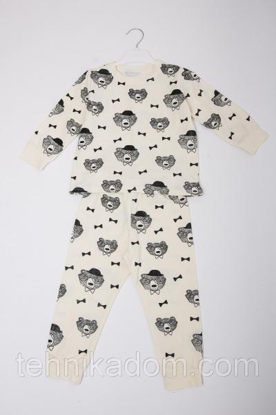 Пижама 71100 (молочный)