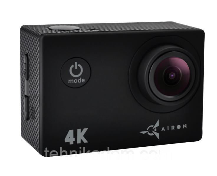 Видеокамера AIRON Simple 4K Черний (4822356754473)