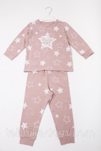 Пижама 71020 (грязно_розовый)