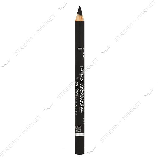 Карандаш для глаз Maybelline New York Expression Kajal 33 черный 1г