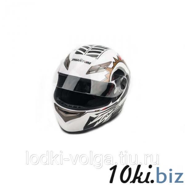 Шлем мото PHANTOM 825 (#3(L) gold-black HPF100CB-OB60) Мотошлемы в Москве