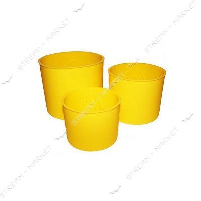 Комплект форм для пасхи силикон 3 шт