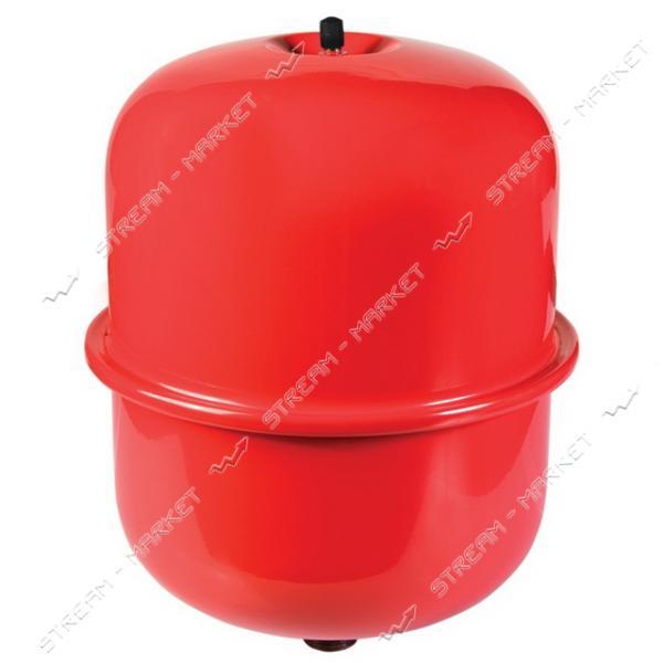Бак для системы отопления Aquatica 779142 8л цилиндрический закругленный