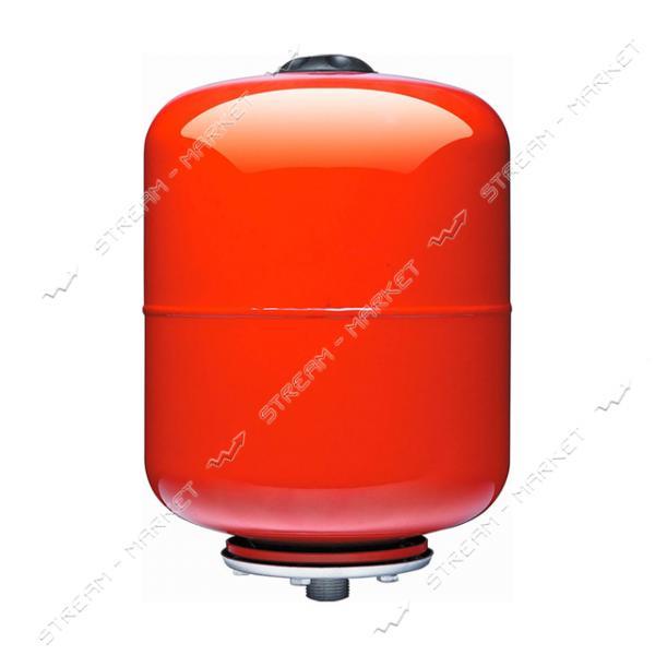 Бак для системы отопления Aquatica 779162 8 л цилиндрический разборной