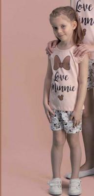 Комплект для девочки майка и шорты MINNIE MOUSE