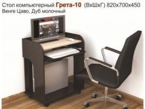 Фото компьютерные столы ГРЕТА-10