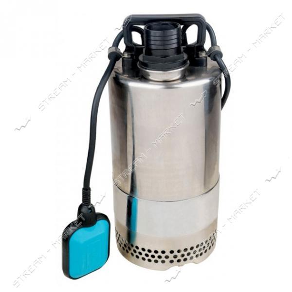 Насос дренажный Aquatica 773113 0.4кВт Hmax 9м Qmax 216л/мин (нерж)