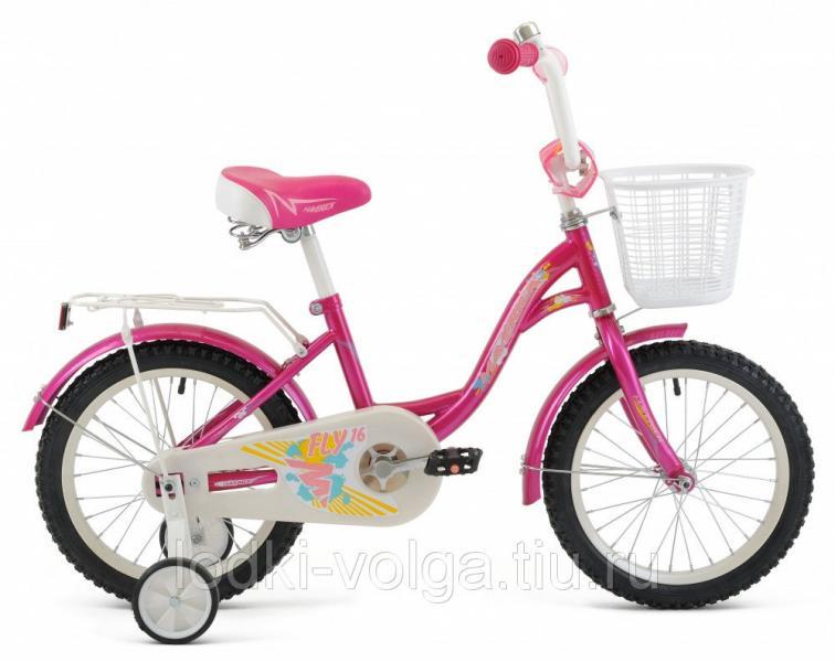 """Велосипед MAVERICK Fly_18"""" P, 10"""" Steel 1-ск. (розовый)"""