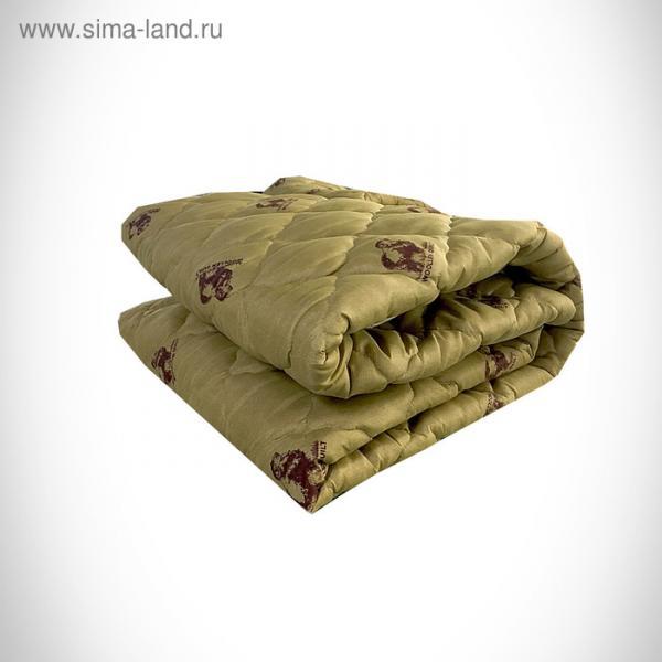 Одеяло Овечья шерсть 200х215 см 150 гр, пэ, конверт
