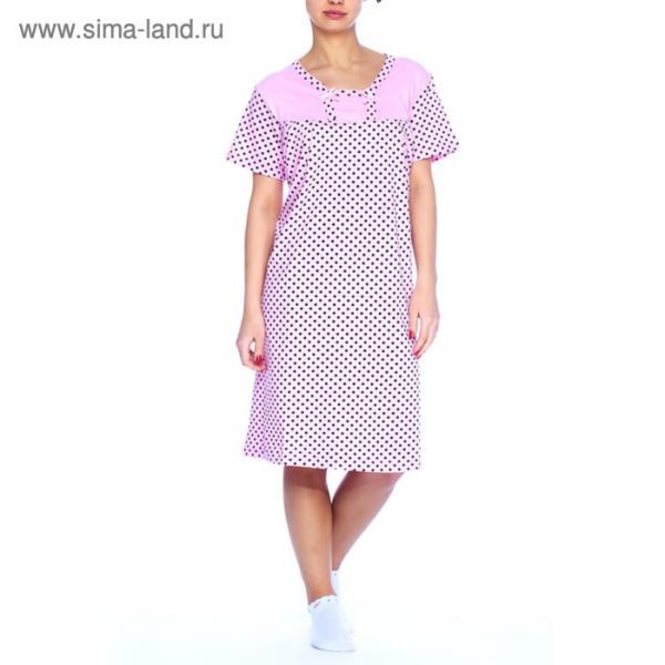 Сорочка женская, цвет МИКС, р-р 56