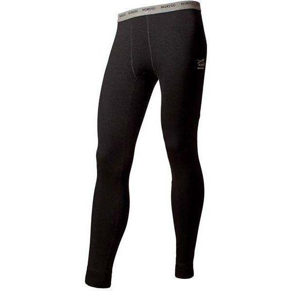 Мужские кальсоны Soft Pants черные 14SM003-002 Размер L