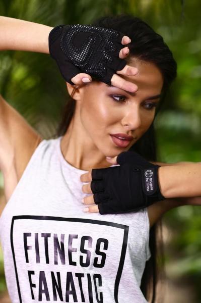 Перчатки Black Designed for fitness Размер S