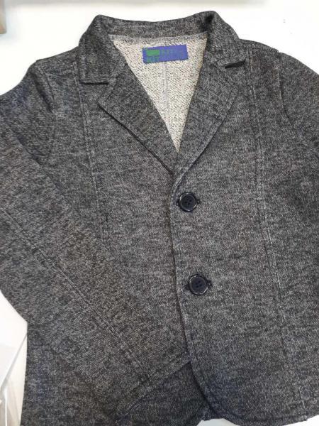 Трикотажный пиджак для мальчика