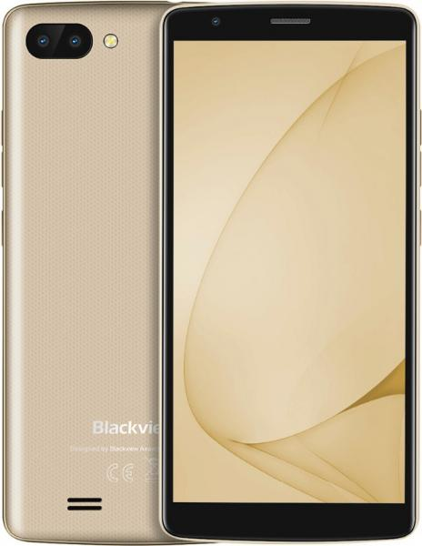 BLACKVIEW A20 GOLD