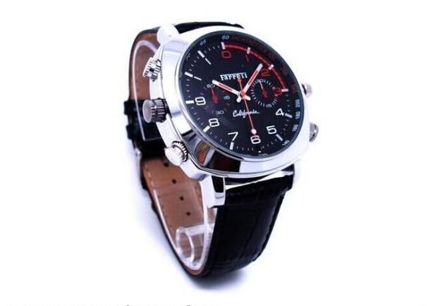 Наручные часы со встроенной видеокамерой Farreti