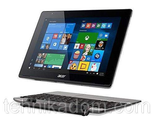 Ноутбук Acer Aspire Switch 10 Gray Windows 10 Home (NT.G5XET.001)