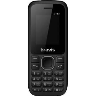 BRAVIS C182 SIMPLE BLACK (Код товара:9050)