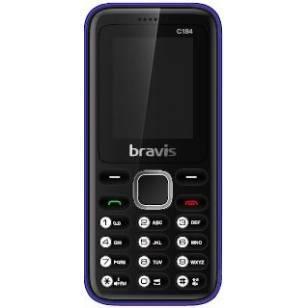 BRAVIS C184 PIXEL BLUE (Код товара:9051)