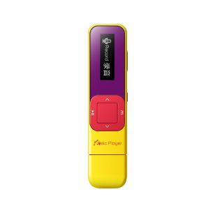 MP3 iQQ Q1 8GB Yellow (Код товара:3722)