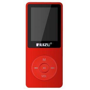Mp3 Ruizu X02 8GB Red (Код товара:2522)
