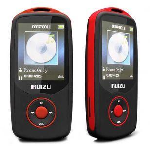MP3 Ruizu X06 8GB Red (Код товара:2974)