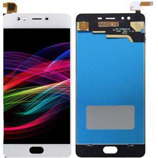 Дисплейный модуль ( LCD + touchscreen ) для ZTE Nubia M2 Lite White  NX573J (Код товара:4263)