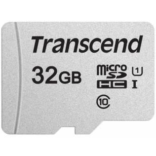 Карта памяти Transcend microSD 300S 32GB Class 10 no ad (Код товара:9232)